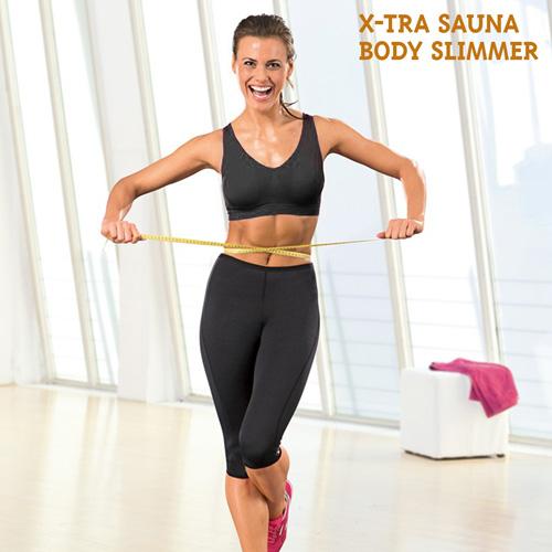 Komplet Sportowy X-Tra Sauna Body Slimmer  - XL