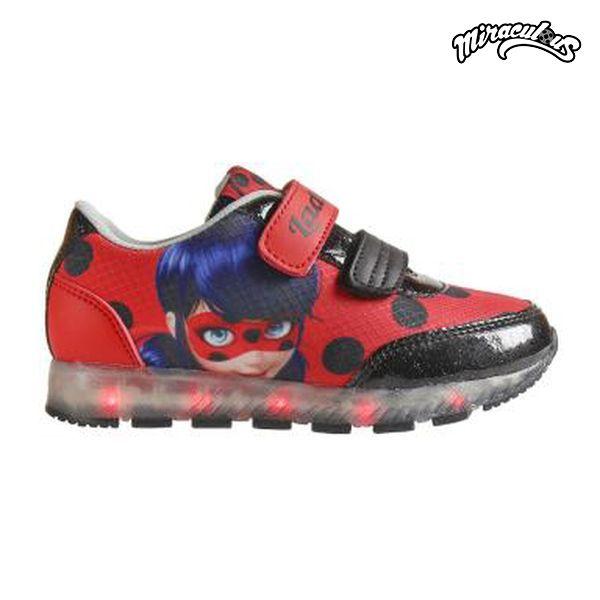 Sportovní boty s LED Lady Bug 4183 (velikost 30)
