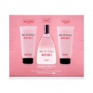 Souprava sdámským parfémem Oh My God Aire Sevilla (3 pcs)