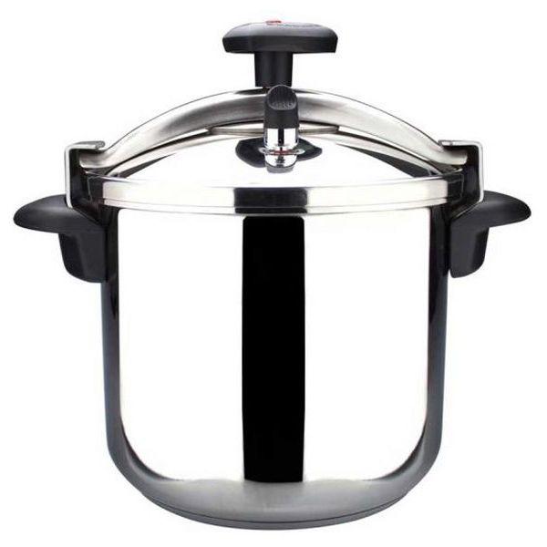 Pressure cooker Magefesa 01OPSTAC12 12 L Nerezová ocel