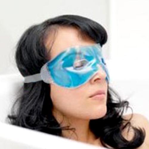 Relaxační Gelová Maska na Oči s Otvory