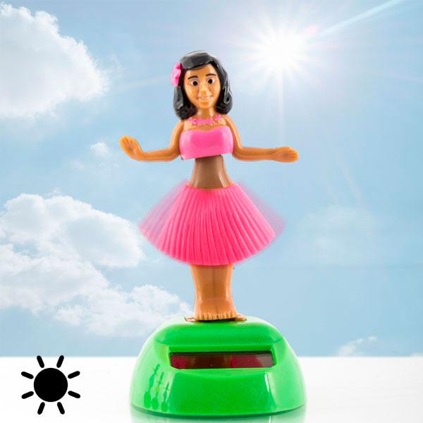 Solární Havajská Tanečnice