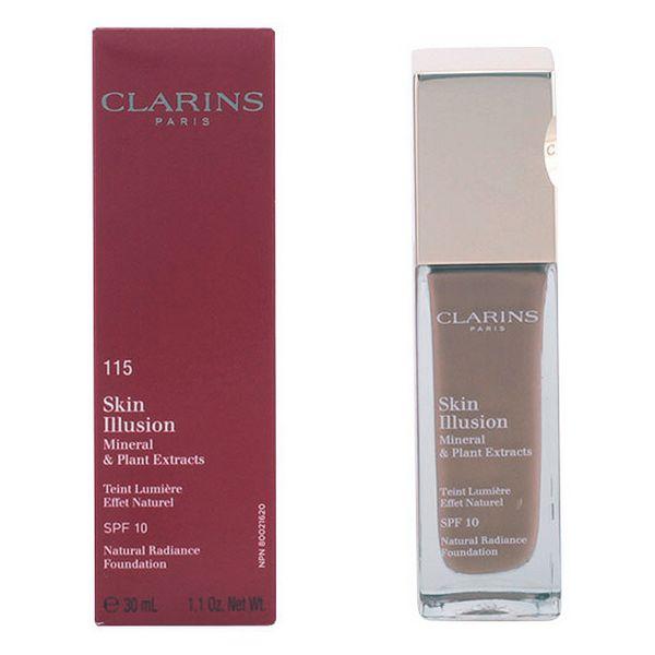 Płynny Podkład do Twarzy Clarins 67320