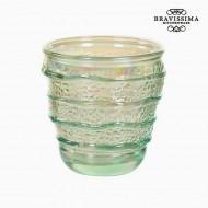 Wazon ze Szkła Recyklingowanego (9 x 9 x 9 cm) by Bravissima Kitchen