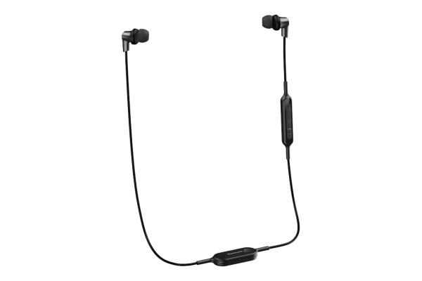 Sluchátka s Bluetooth Panasonic RP-NJ300BE-W Černý