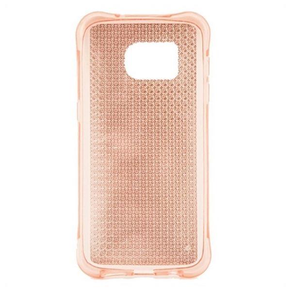 Pokrowiec na Komórkę Ref. 188838 Samsung S7 Edge TPU Różowy