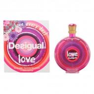 Perfumy Damskie Love Desigual EDT - 30 ml