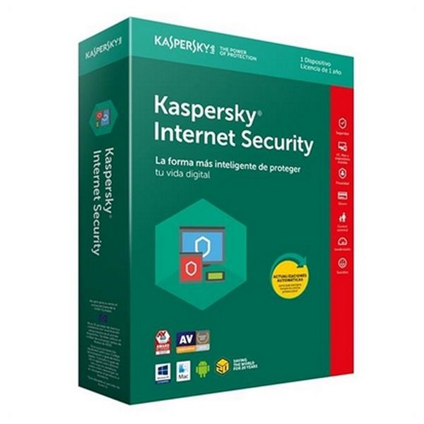 Program Antywirusowy dla Domu Kaspersky 54059 1L/1A Multi-Device
