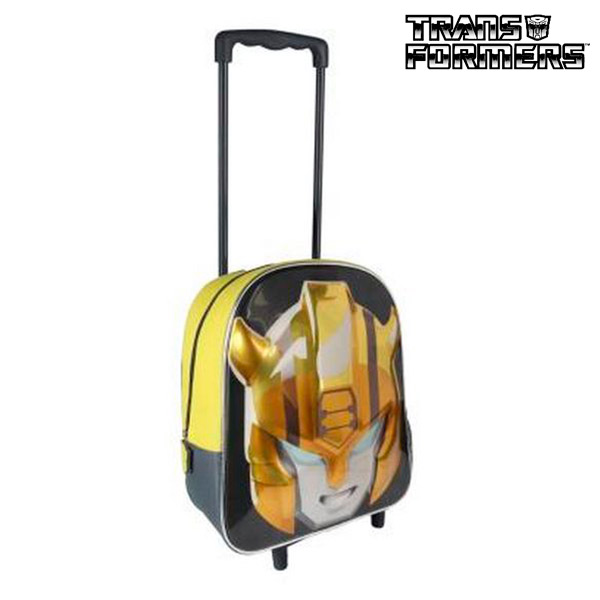 Školní taška na kolečkách Transformers 8027