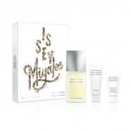 Souprava spánským parfémem L'eau D'issey Issey Miyake (3 pcs)