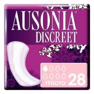 Podpaski na Nietrzymanie Moczu Micro Ausonia (28 uds)