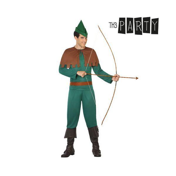 Kostým pro dospělé Th3 Party Lukostřelec - XL