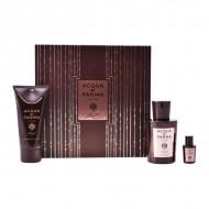 Zestaw Perfum dla Mężczyzn Colonia Oud Acqua Di Parma (3 pcs)