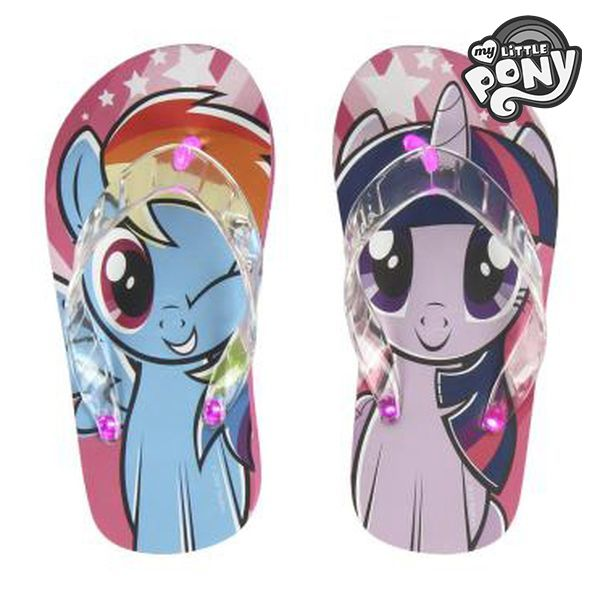 Flip-flops with LEDs My Little Pony 8704 (rozmiar 31)