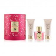 Souprava sdámským parfémem Peonia Acqua Di Parma (3 pcs)