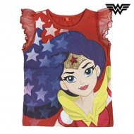 Koszulka z krótkim rękawem dla dzieci Wonder Woman 1873 (rozmiar 6 lat)