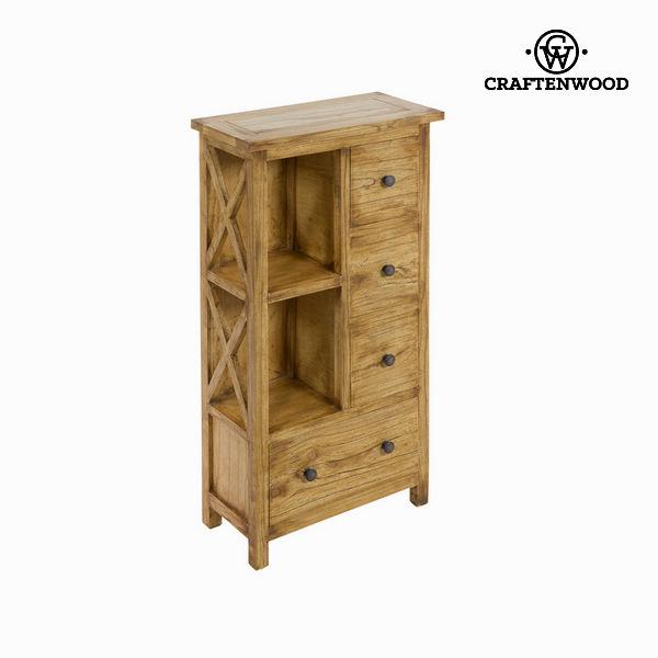 Regał 4 szuflady ios - Village Kolekcja by Craftenwood
