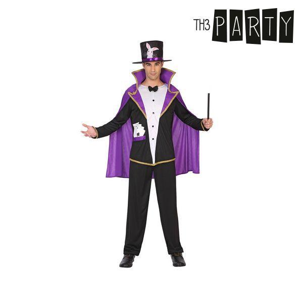 Kostým pro dospělé Th3 Party Čaroděj - XS/S