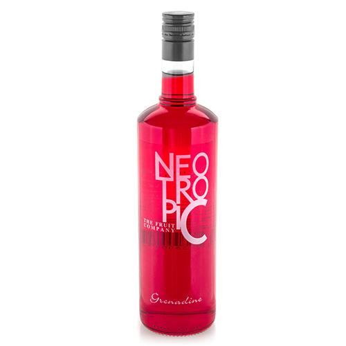 Grenadinový Nealkoholický Osvěžující Nápoj Neo Tropic 1l
