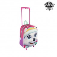 Plecak szkolny 3D z kółkami The Paw Patrol 90743