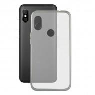 Puzdro na mobil Xiaomi Redmi Note 6 Pro Flex TPU Transparentná