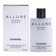 Sprchový gel Allure Homme Sport Chanel (200 ml)