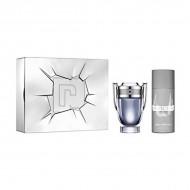 Souprava spánským parfémem Invictus Paco Rabanne (2 pcs)