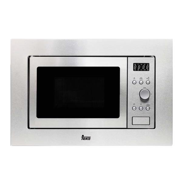 Built-in microwave with grill Teka MWE204FI 20 L 800W Nerezová ocel