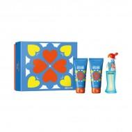 Souprava sdámským parfémem Cheap And Chic I Love Love Moschino (3 pcs)