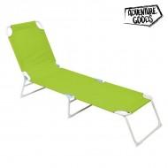 Zasklená veranda Adventure Goods 33708 (187 x 55 x 27 cm) Zelená