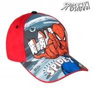 Kšiltovka pro děti Spiderman - Červená