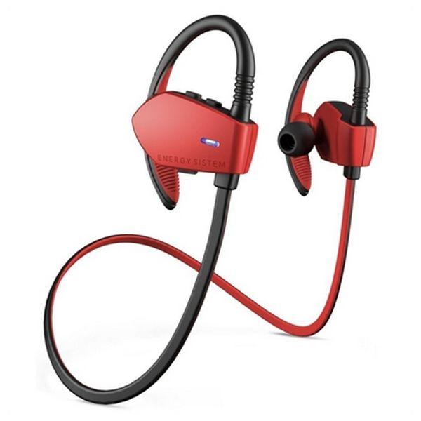 Sportovní Handsfree s Mikrofonem Energy Sistem Sport 1 Bluetooth Červený