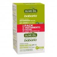 Souprava sdámskou kosmetikou Olive Oil Babaria (2 pcs)