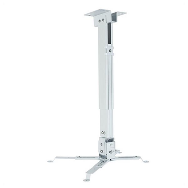 Naklápěcí Otočný Stropní Držák na Projektor iggual STP01-S IGG314692 -22,5 - 22,5° -15 - 15° Železo
