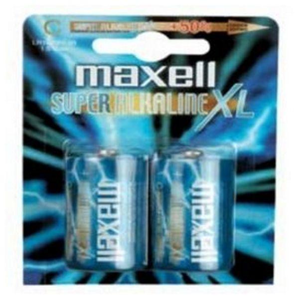 Alkalické Baterie Maxell MXBLR14 C 1.5V MN1400 (2 pcs)