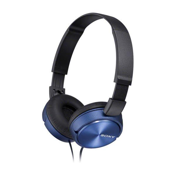 Sluchátka s čelenkou Sony MDRZX310APA 98 dB Modrý