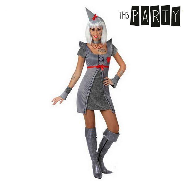 Kostým pro dospělé Th3 Party Plechová žena - M/L