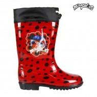 Children's Water Boots Lady Bug 7886 (rozmiar 33)