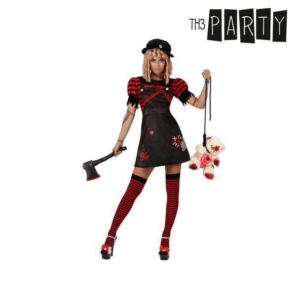Kostium dla Dorosłych Th3 Party Krwawa lalka - XS/S