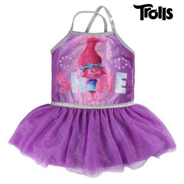 Sukienka Trolls 8415 (rozmiar 6 lat)