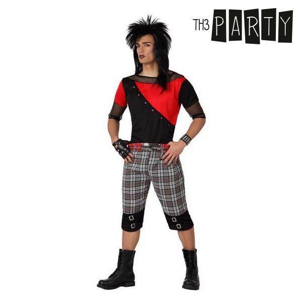 Kostium dla Dorosłych Th3 Party Punk - M/L