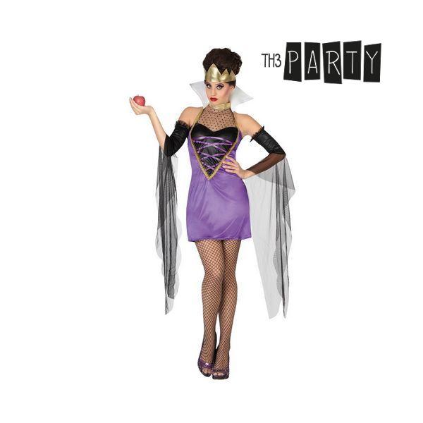 Kostium dla Dorosłych Th3 Party 4804 Zła królowa