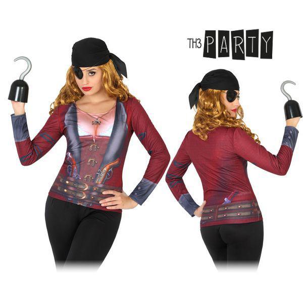 Tričko pro dospělé Th3 Party 8256 Pirátka