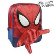 Batoh pro děti Spiderman 74690 Červený