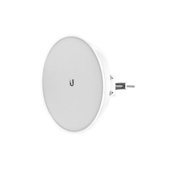 PowerBeam UBIQUITI NSWPAC0211 PBE-5AC-400-ISO 5Ghz 25dBi 64 MB RAM 16 MB Flash Biały