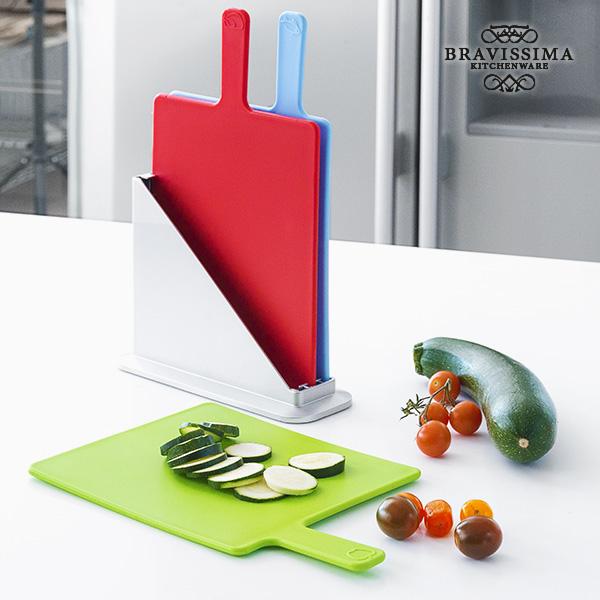 Deski Kuchenne ze Stojakiem Bravissima Kitchen (4 części)