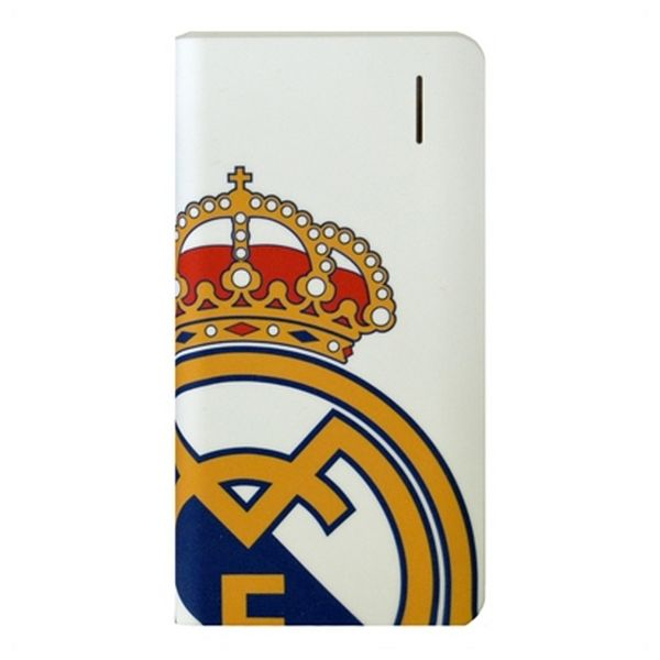 Powerbanka Real Madrid C.F. RMPWB002 4000 mAh Bílý