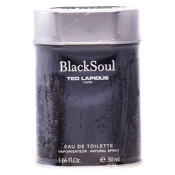 Men's Perfume Black Soul Ted Lapidus EDT - 100 ml