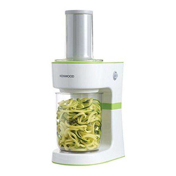 Kuchyňský robot Kenwood FGP203WG Spiralizer 70W Bílý Zelený