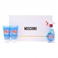 Souprava sdámským parfémem Fresh Couture Moschino (3 pcs)